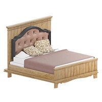 3D classic bed model