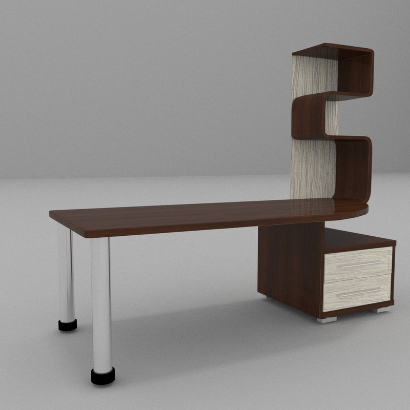 office peace 3D model