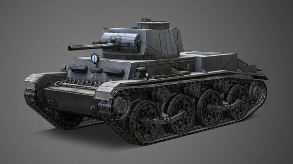 german tank t-15 model