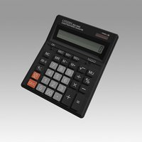 3D electronic calculator