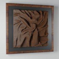 3D modern plywood