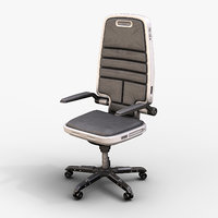 lab chair 02 3D