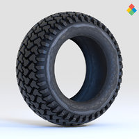 Wheel Tire Design