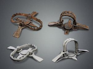 3D animal trap