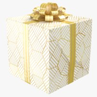 real gift box 3D