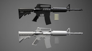 gun m model