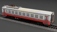 3D railcar cmv lvz low-poly