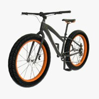 fatbike bike model