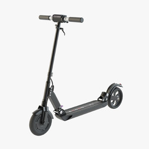 3D model kick scooter