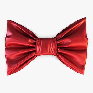 3D bow tie v 1
