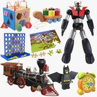 玩具コレクション