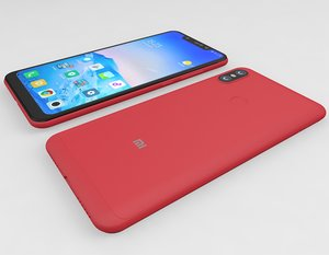 3D xiaomi redmi note