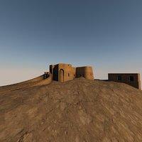 3D sira fortress model