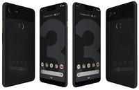 google pixel 3 xl 3D model