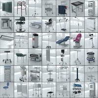 42 1 medical equipment 3D model