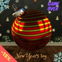 3D christmas tree chr