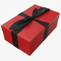 real gift box model