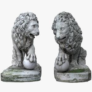 medici lions model
