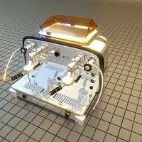 concept faema e61 model