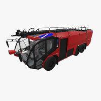 Rosenbauer Panther 6x6 Red 2