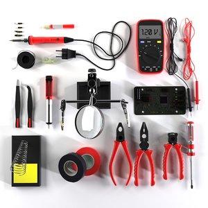 soldering 3D model
