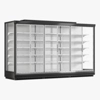 Supermarket Freezer Tecto 3