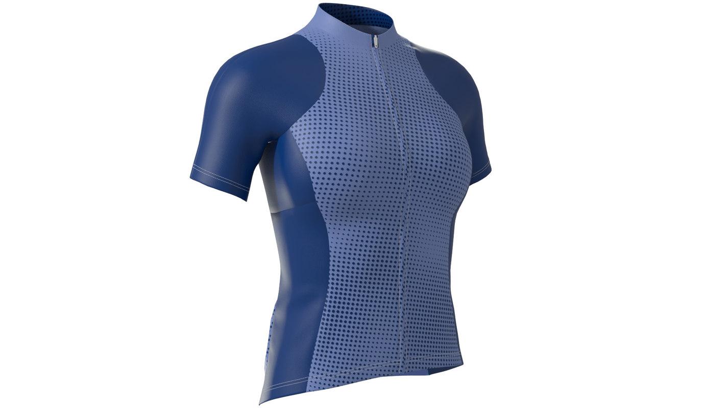 3D t-shirt t shirt model
