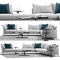 3D gentry sofa