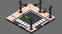 3D voxel road