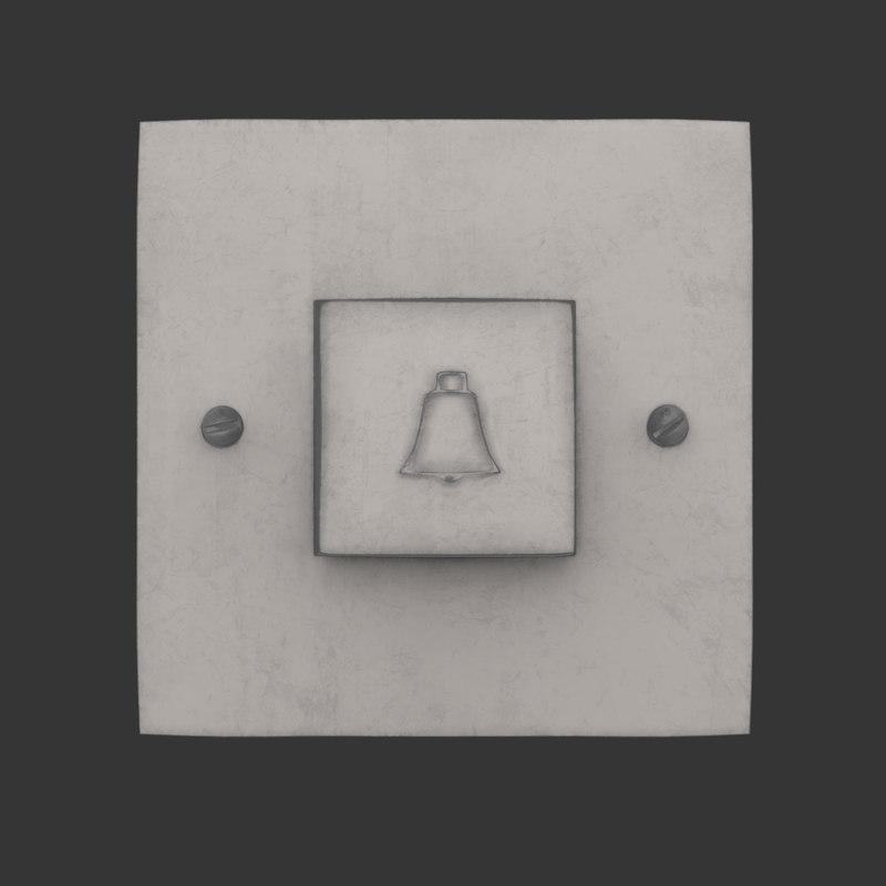 3D door bell