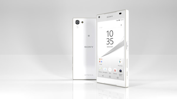 3D sony xperia z5 compact