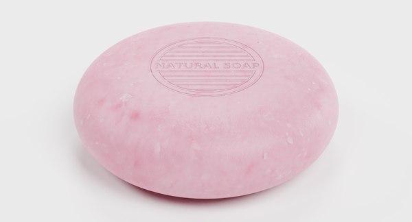 3D soap pbr