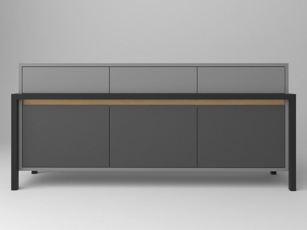 3D console design