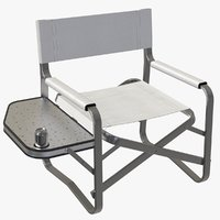 camping chair table model