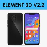 3D 2 - e3d 3 model