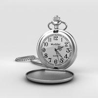 3D pocket watch