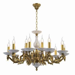 3D chandelier nera e 1 model