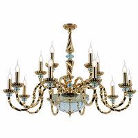 chandelier novara e 1 3D model