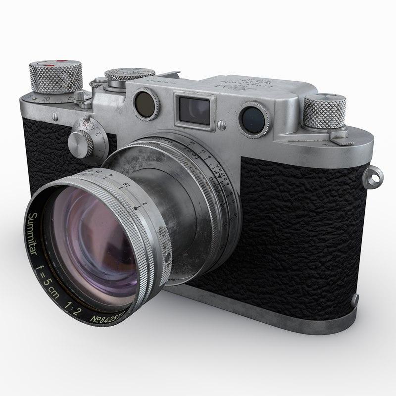 3D photo leica model