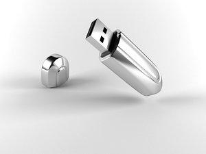 3D usb flash drive