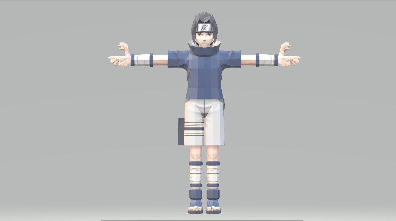 sasuki model