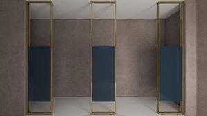 3D interior housewares decor
