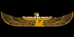 3D ancient egyptian deities egypt