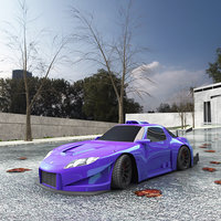 body car model