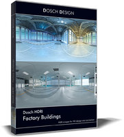Dosch HDRI - Factory Buildings