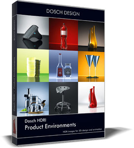 Dosch HDRI - Product Environments
