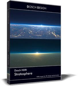 Dosch HDRI - Stratosphere