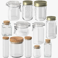 jars mason kitchen model