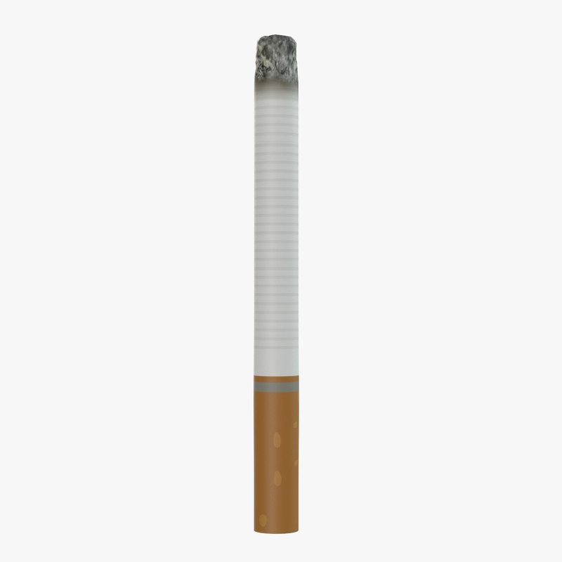 3D cigarette used