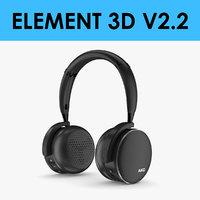 E3D - Samsung AKG Y500 Black
